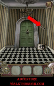 Escape The Mansion Level2 Door Key