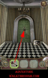 Escape The Mansion Level2 Use Key