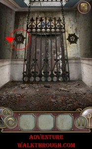 Escape The Mansion Level8 Bottom Gate