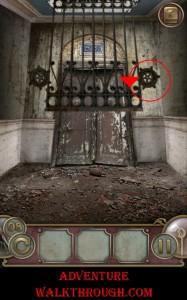 Escape The Mansion Level8 Top Gate