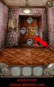 Escape The Mansion Level9 Crowbar