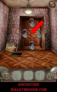 Escape The Mansion Level9 locks