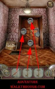 Escape The Mansion Level9 open locks
