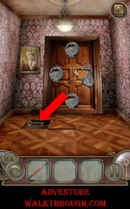 Escape The Mansion Level9 trapdoor