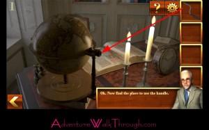 Can You Escape Adventure Level1 globe