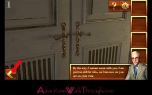 Can You Escape Adventure Level1 open door