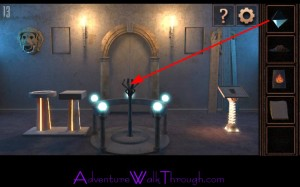 Can You Escape Tower Level 13 crystal wand