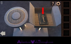 Can You Escape Tower Level 13 key book