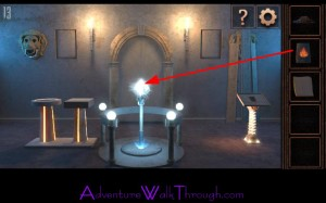 Can You Escape Tower Level 13 transform flame