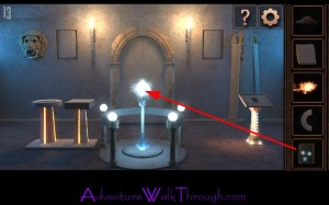 Can You Escape Tower Level 13 water drop transformation