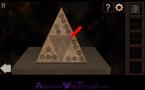 Can You Escape Tower Level 14 pyramid instructions