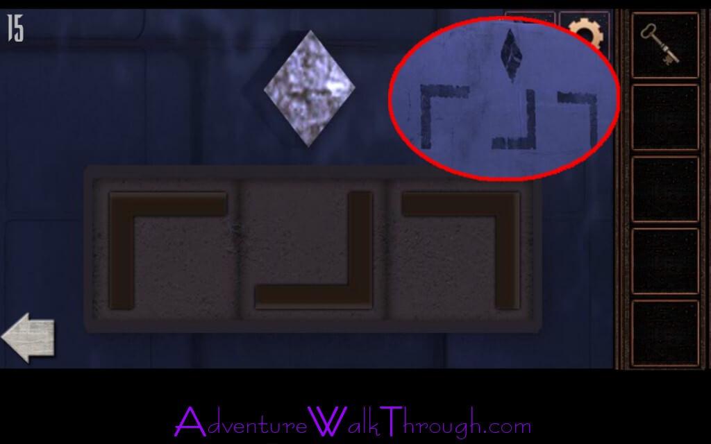 Diamond Room Escape Walkthrough