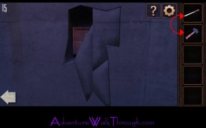Can You Escape Tower Level 15 wall