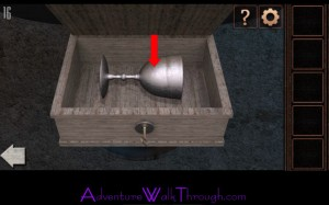Can You Escape Tower Level 16 goblet