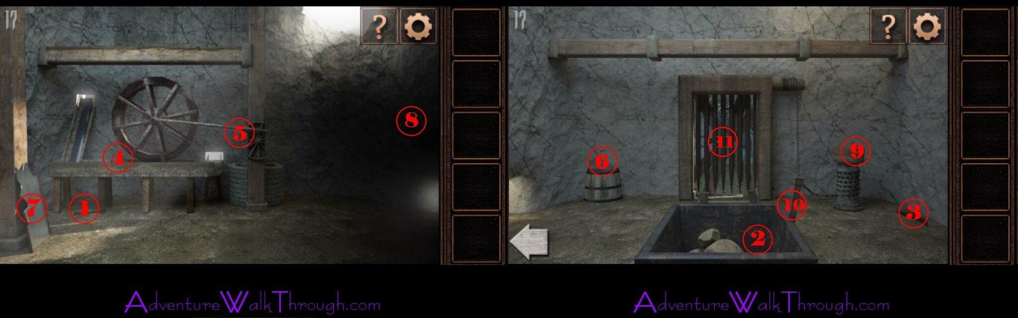 The Dark Room Escape Walkthrough