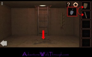 Can You Escape Tower Level11 cracked floor