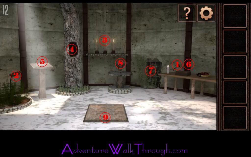 Can You Escape Tower Level12 Walkthrough
