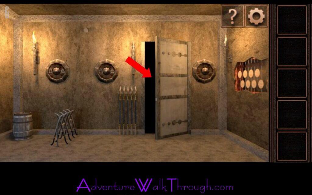 Triangle Room Escape