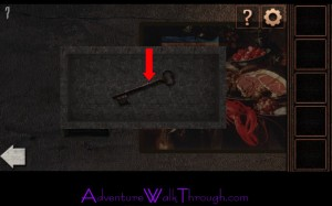 Can You Escape Tower Level7 door key
