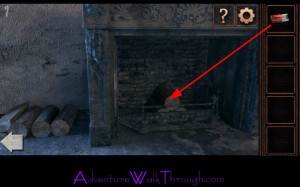 Can You Escape Tower Level7 fireplace match box