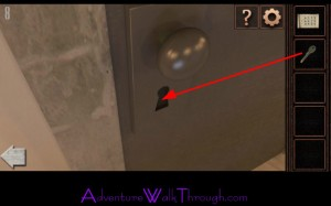 Can You Escape Tower Level8 insert door key