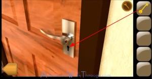 You Must Escape Level 17 insert door key