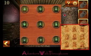 Can You Escape Adventure Level 10 puzzle solution