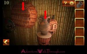 Can You Escape Adventure Level 10 straw basket