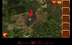 Can You Escape Adventure Level 12 flashlight
