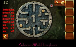 Can You Escape Adventure Level 12 puzzle solution