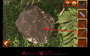 Can You Escape Adventure Level 12 rock