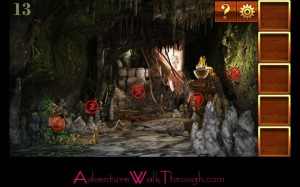Can You Escape Adventure Level 13 walkthrough