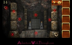 Can You Escape Adventure Level 14 walkthrough
