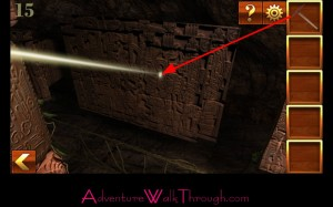 Can You Escape Adventure Level 15 hit the wall