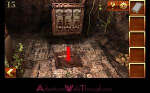 Can You Escape Adventure Level 15 pick axe head