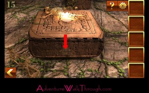 Can You Escape Adventure Level 15 sarcophagus
