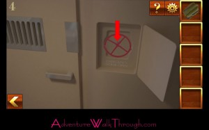 Can You Escape Adventure Level 4 emergency door