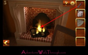 Can You Escape Adventure Level 5 light candle