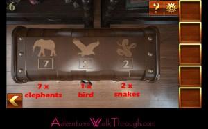 Can You Escape Adventure Level 6 chest box