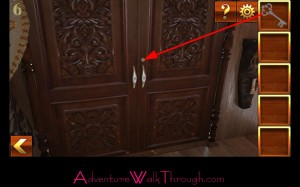 Can You Escape Adventure Level 6 insert door key