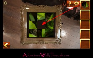Can You Escape Adventure Level 6 insert puzzle piece