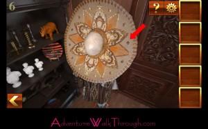 Can You Escape Adventure Level 6 sombrero hat