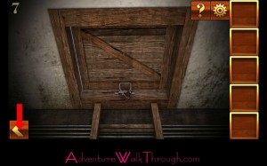 Can You Escape Adventure Level 7 open door