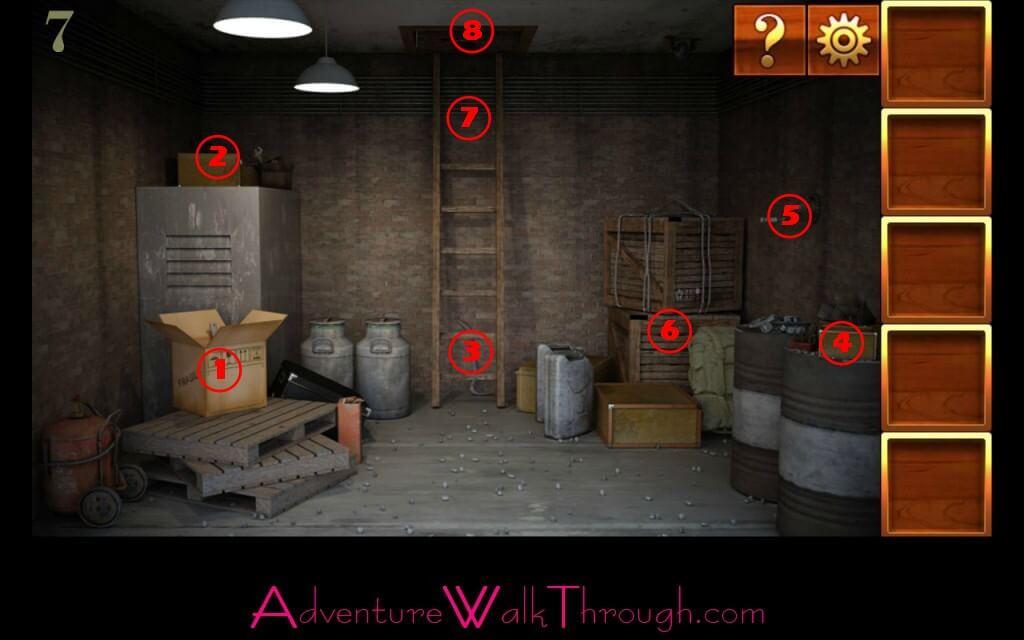can you escape adventure level 5