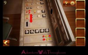Can You Escape Adventure Level 9 control station