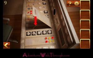 Can You Escape Adventure Level 9 dial needle