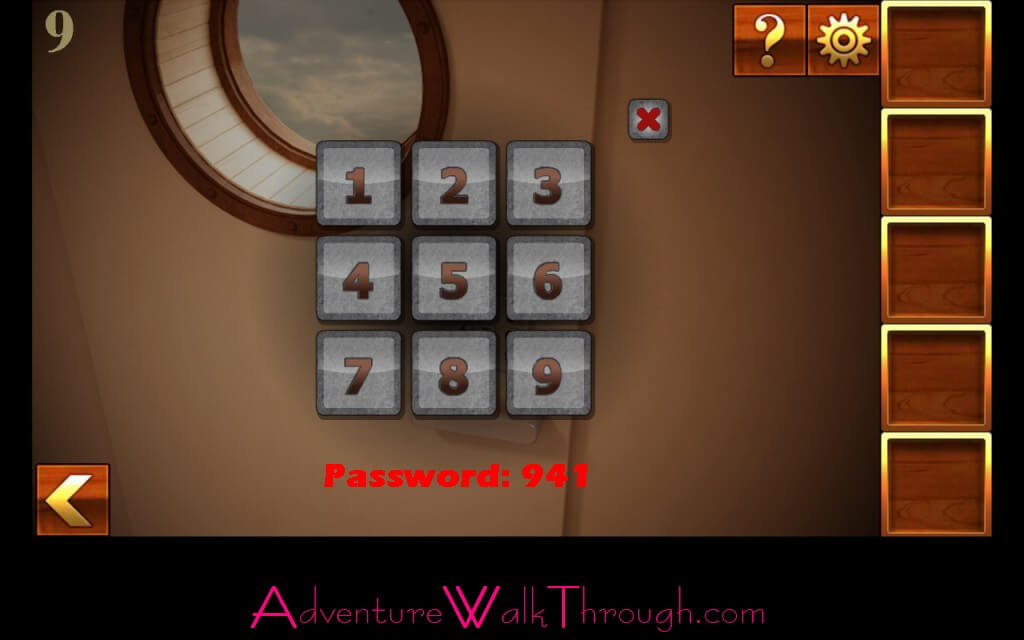 Can You Escape Adventure Level 9