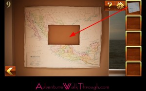 Can You Escape Adventure Level 9 insert paper
