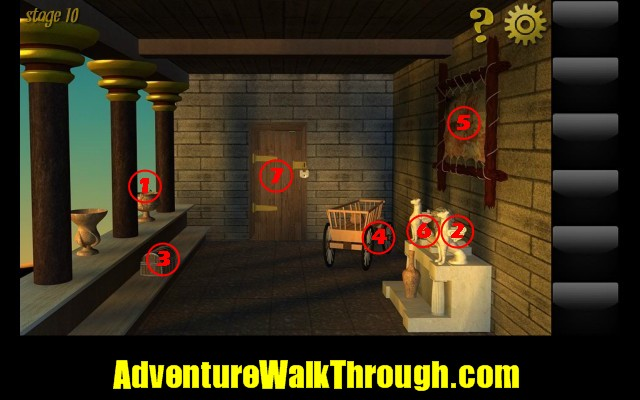 World Escape Level10 Walkthrough