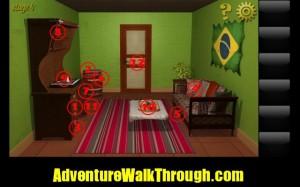 World Escape Level4 Walkthrough